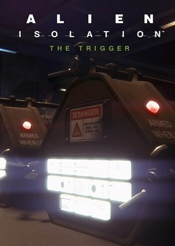 Alien: Isolation - The Trigger (DLC) Steam Key GLOBAL
