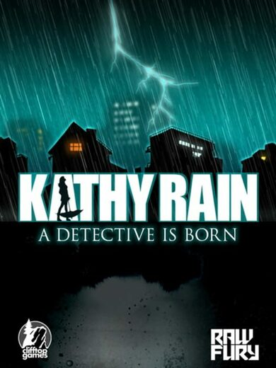 Kathy Rain Steam Key GLOBAL
