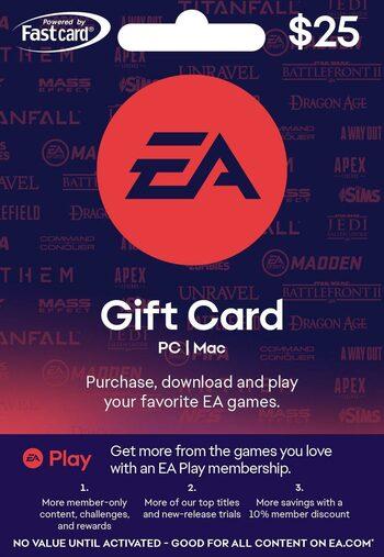 EA Play 25 USD Gift Card Key GLOBAL