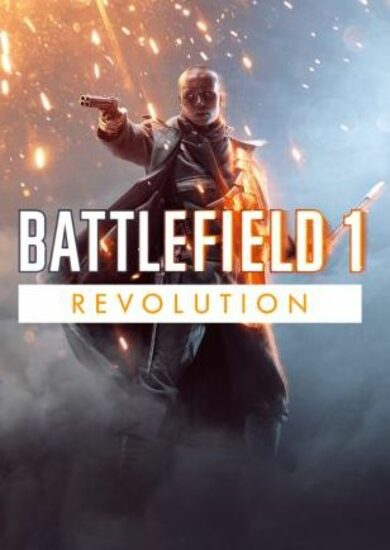 Battlefield 1: Revolution Origin Key EUROPE
