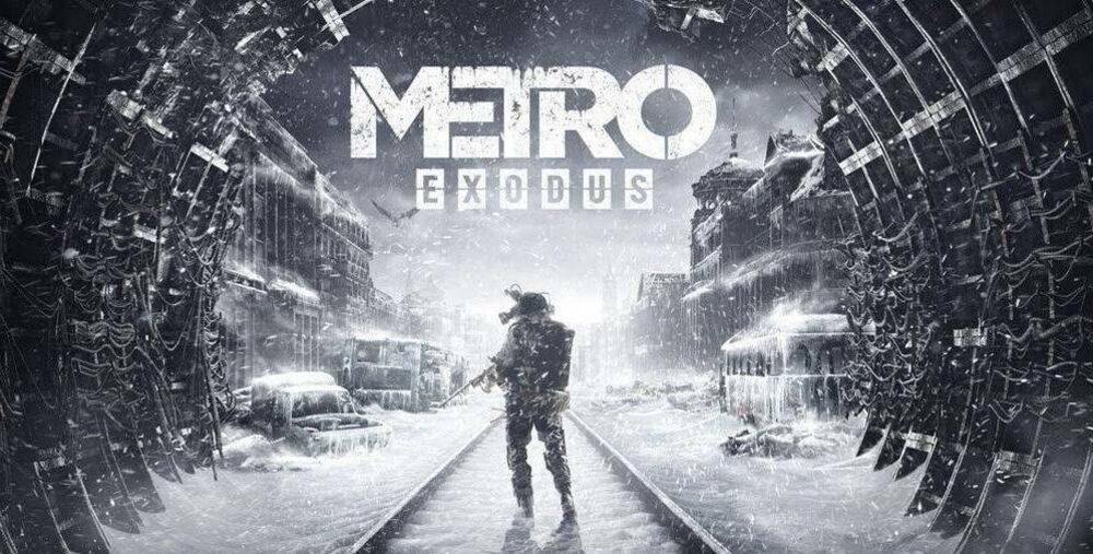 Metro Exodus Epic Games Key EUROPA