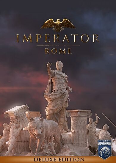 Imperator: Rome (Deluxe Edition) Steam Key GLOBAL фото