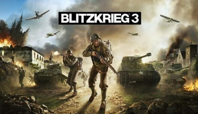Blitzkrieg 3 Steam Key GLOBAL