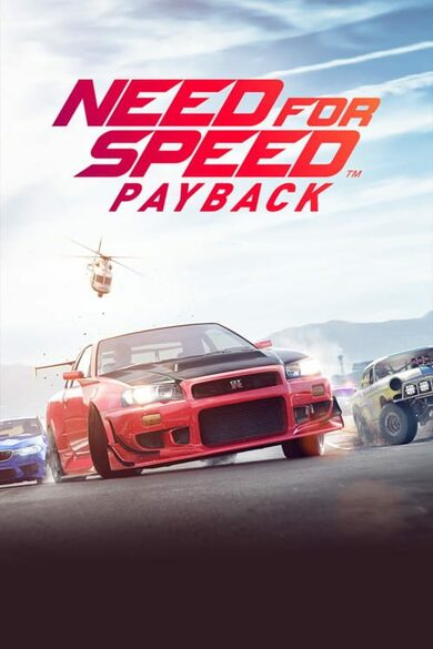 Need for Speed: Payback (EN/FR/ES/PT) Origin Key Global