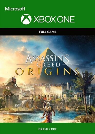 Buy Assassin S Creed Origins Xbox One Xbox Live Key Global Eneba
