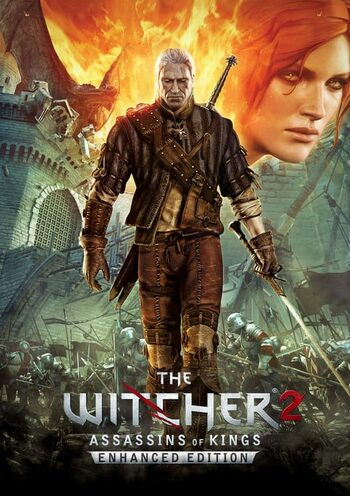 The Witcher 2 Assassins Of Kings Gog Com Key Cheaper Eneba