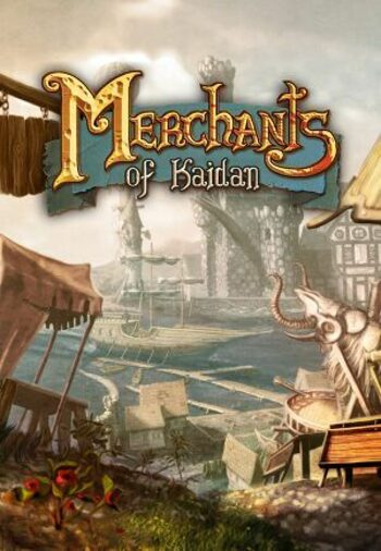 Merchants of Kaidan Steam Key GLOBAL
