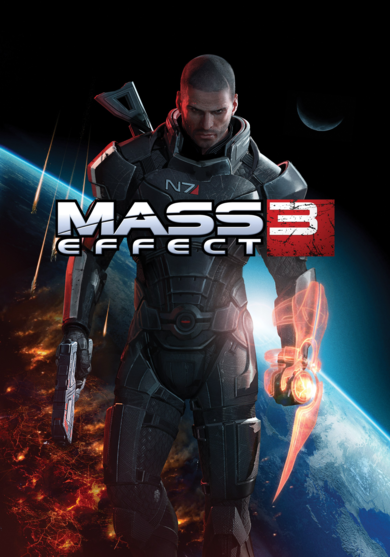 Mass Effect 3 (Digital Delux Edition) Origin Key GLOBAL