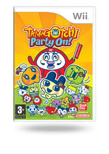 Tamagotchi: Party On! Wii