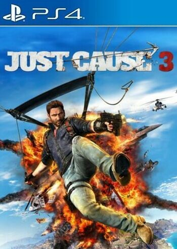 Just Cause 3 (PS4) PSN Key UNITED STATES