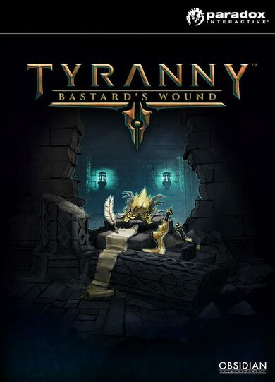 Tyranny: Bastard's Wound (DLC) Steam Key GLOBAL
