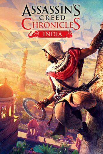 Assassin's Creed Chronicles: India Uplay Key GLOBAL