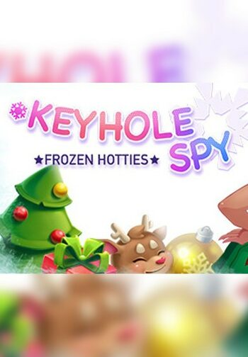Keyhole Spy: Frozen Hotties Steam Key GLOBAL