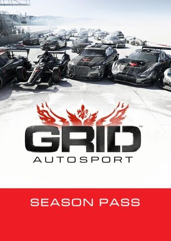 Grid: Autosport - Season Pass (DLC) Steam Key GLOBAL
