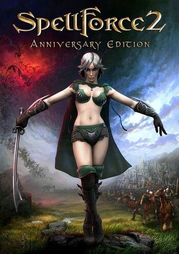SpellForce 2 - Anniversary Edition Steam Key GLOBAL