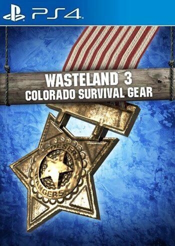 Wasteland 3 - Colorado Survival Gear (DLC) (PS4) PSN Key EUROPE