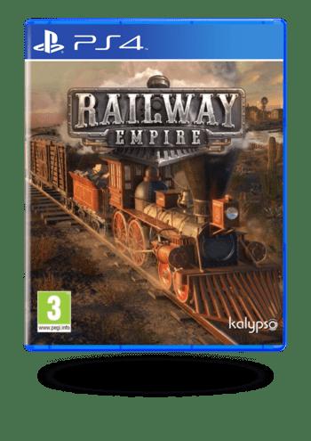 Railway Empire PlayStation 4