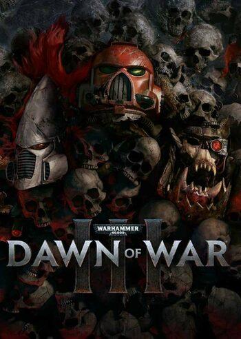 Warhammer 40,000: Dawn of War III Steam Key EUROPE