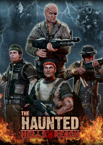 The Haunted: Hell's Reach Steam Key GLOBAL
