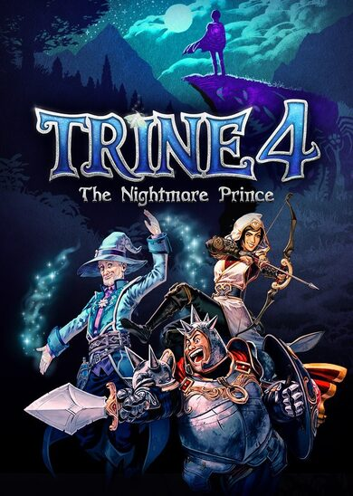 Trine 4: The Nightmare Prince Steam Key GLOBAL