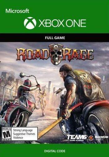 Road Rage XBOX LIVE Key UNITED STATES