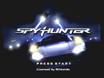 SpyHunter 2 PlayStation 2