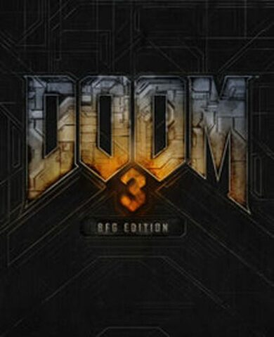 Doom 3: BFG Edition Steam Key GLOBAL
