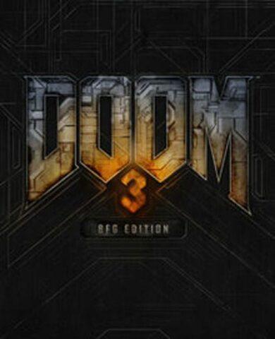 Doom 3: BFG Edition Steam Key GLOBAL фото