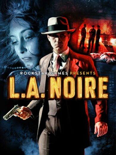 L.A. Noire Steam Key GLOBAL