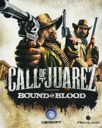 Call of Juarez: Bound in Blood Uplay Key EUROPE