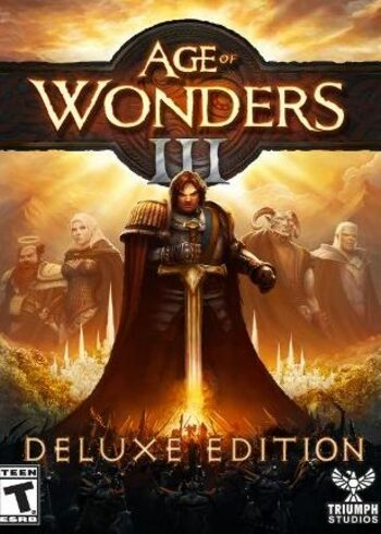 Age of Wonders III (Deluxe Edition) Steam Key GLOBAL