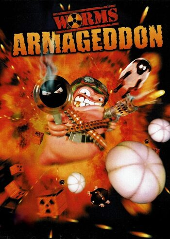 Worms Armageddon Steam Key GLOBAL