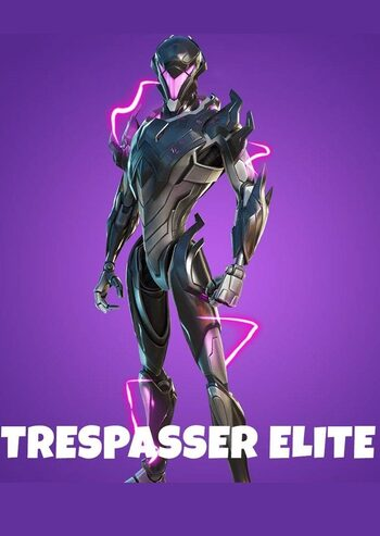 Fortnite - Trespasser Elite Skin (DLC) (PC) Epic Games Key GLOBAL
