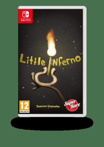 Little Inferno Nintendo Switch