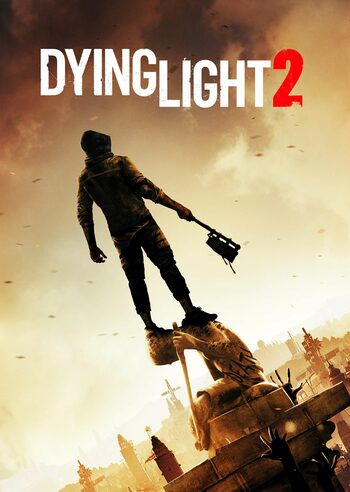 Dying Light 2 Steam Key EUROPE