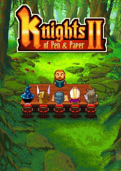 Knights of Pen and Paper 2 Steam Key GLOBAL