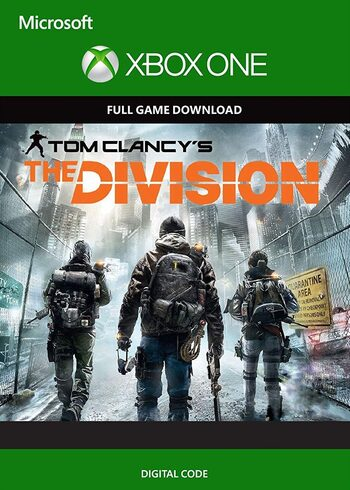 Tom Clancy's The Division (Xbox One) Xbox Live Key UNITED STATES