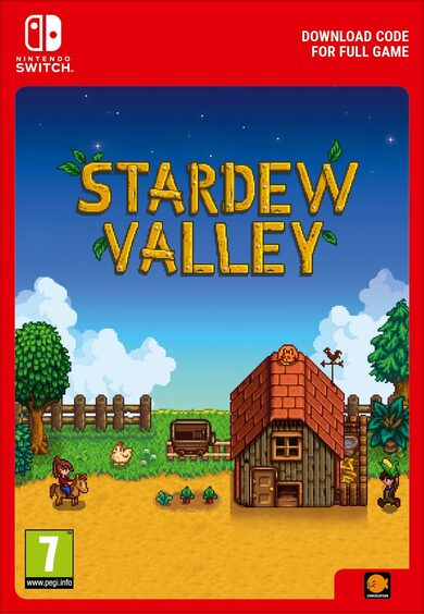 Stardew Valley (Nintendo Switch) eShop Clave EUROPA