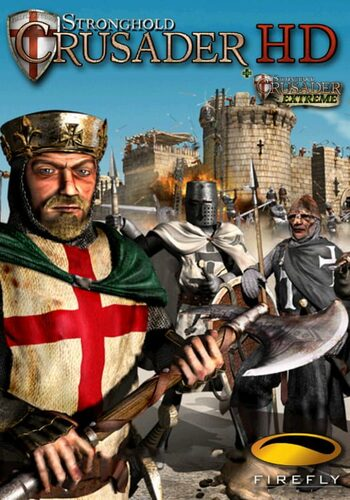 Stronghold Crusader HD Steam Key GLOBAL
