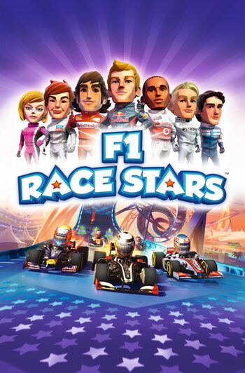 F1 Race Stars Steam Key GLOBAL