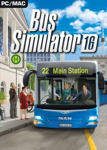 Bus Simulator 16 Steam Key GLOBAL