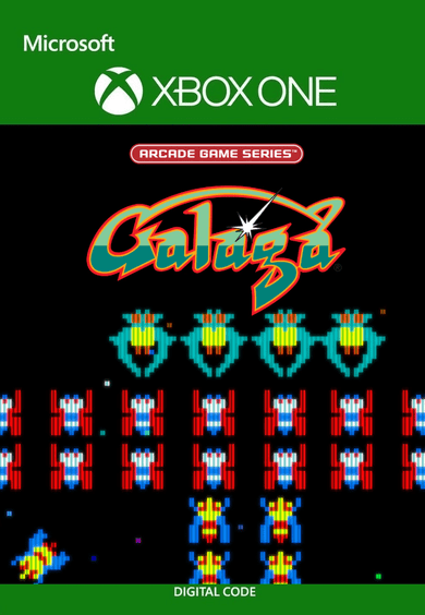 ARCADE GAME SERIES: GALAGA XBOX LIVE Key EUROPE