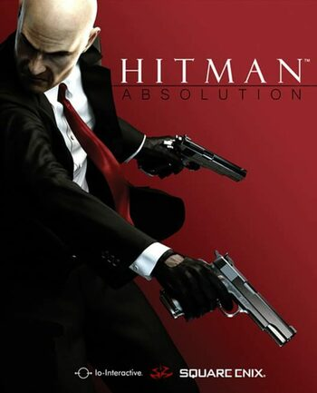 Hitman Absolution Steam Key EUROPE