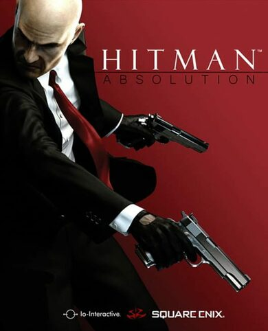 Hitman Absolution Steam Key EMEA / NORTH AMERICA