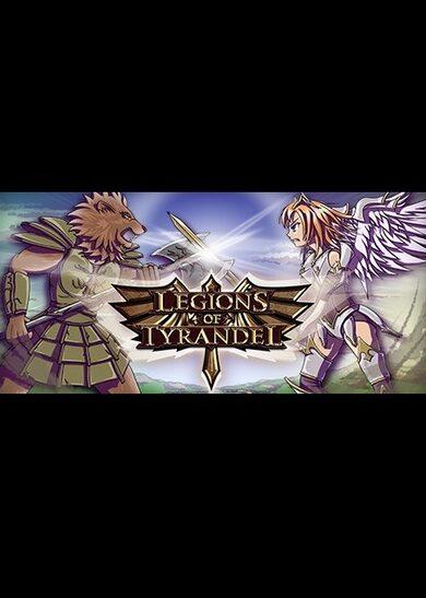 Legions of Tyrandel Steam Key GLOBAL