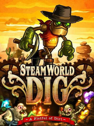 SteamWorld Dig Steam Key GLOBAL