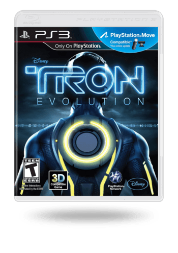 TRON: Evolution - The Video Game PlayStation 3