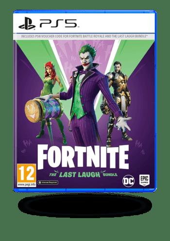 Fortnite Battle Royale PlayStation 5