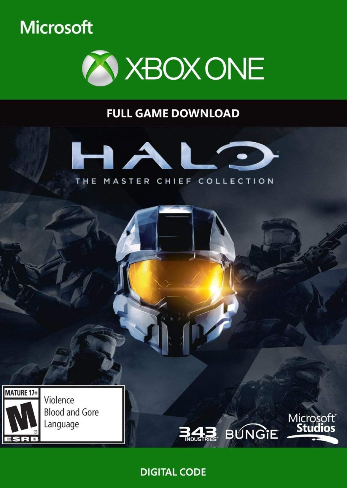 Halo The Master Chief Collection Xbox One Xbox Live Key Global