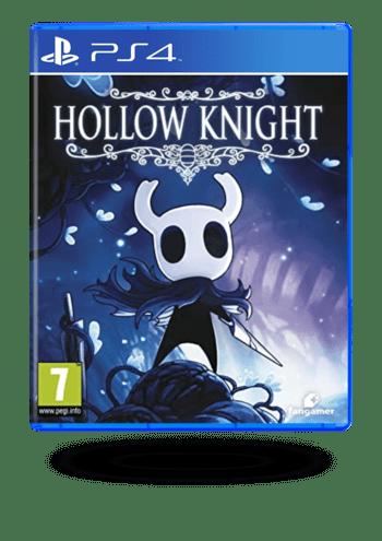 Hollow Knight PlayStation 4